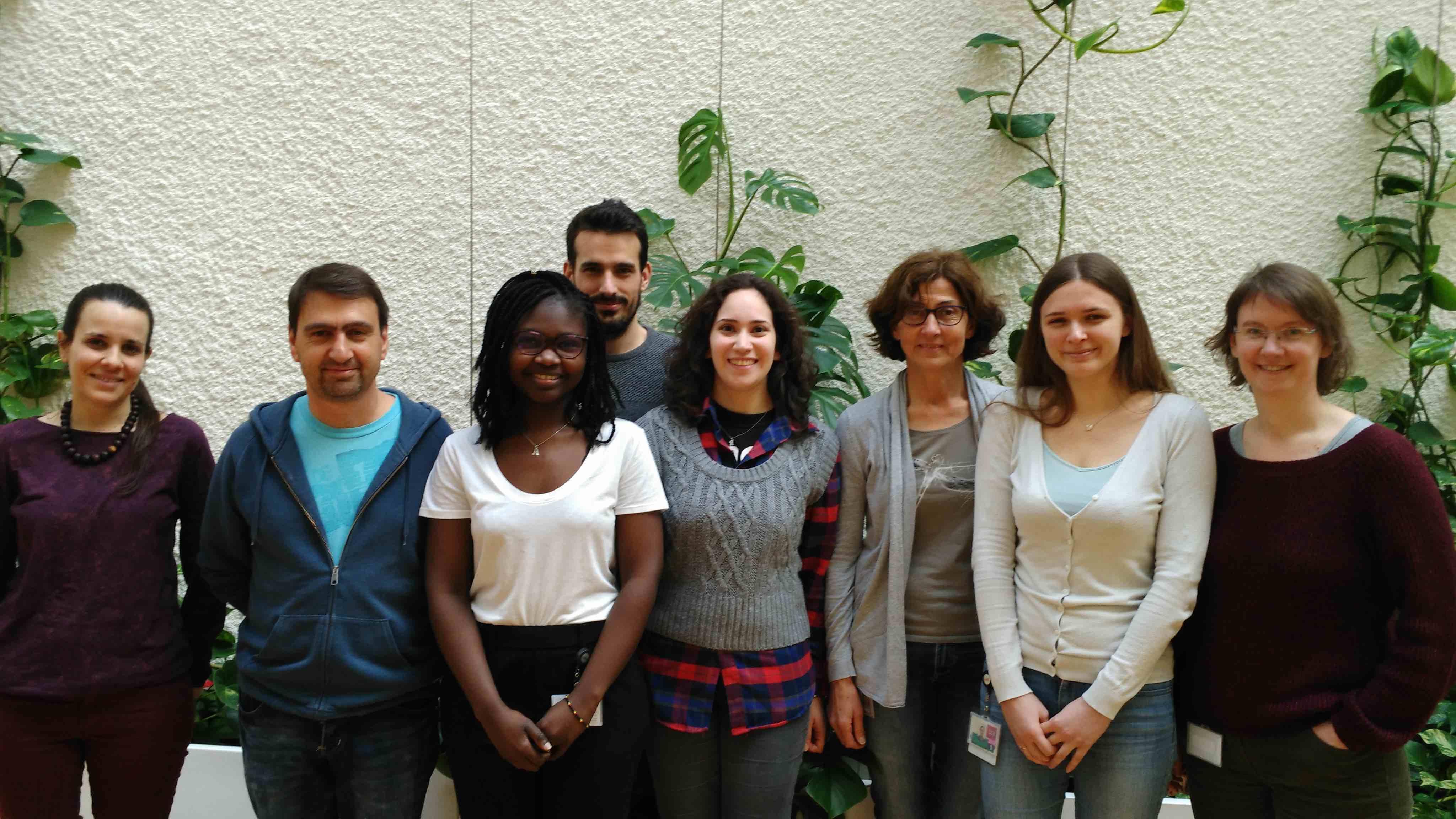 equipe timmins - ibs - institut de biologie structurale   france